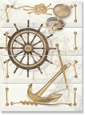 Морские элементы декора